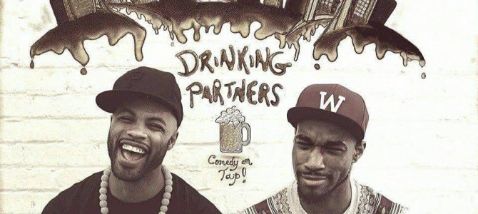 #65 Drinking Partners- Ed Bailey and Day Bracey