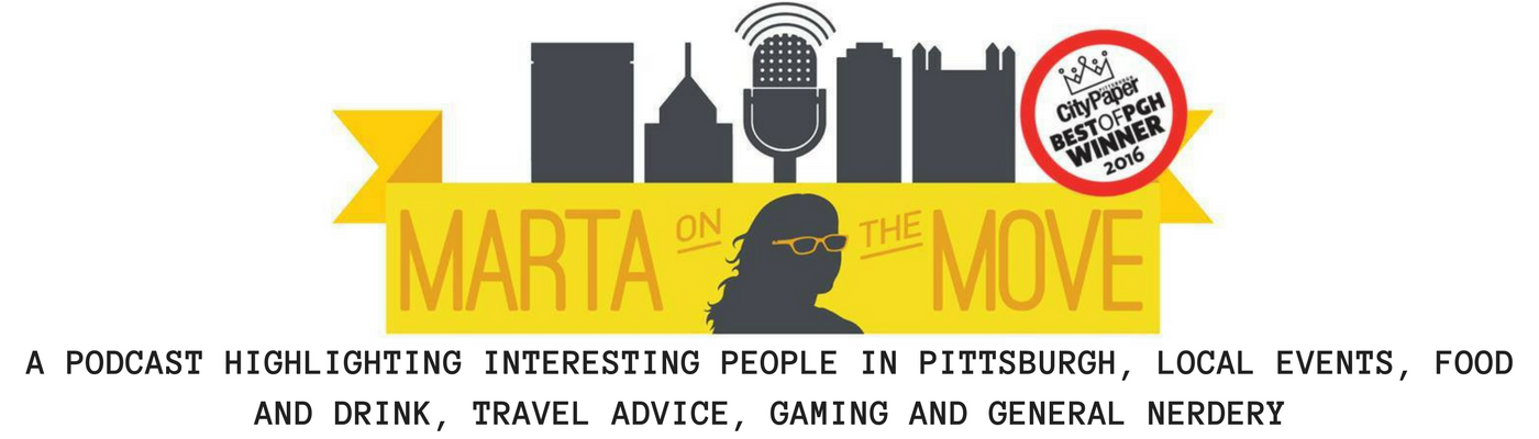 Marta on the Move