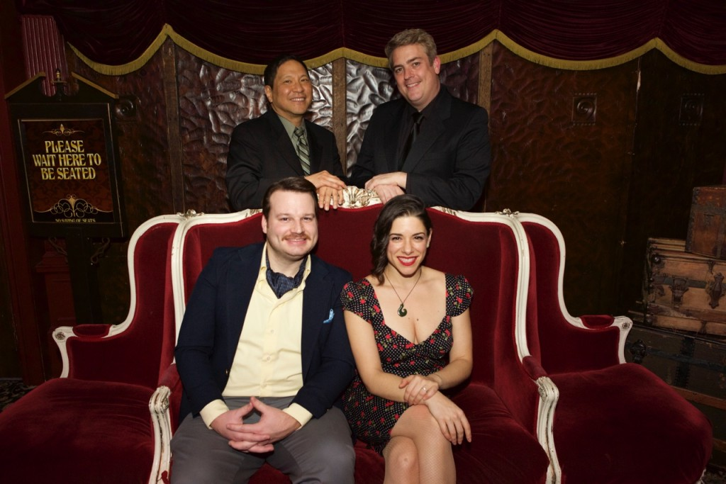 The Magic Castle, Los Angeles, Academy of magical Arts, Marta On The Move Podcast