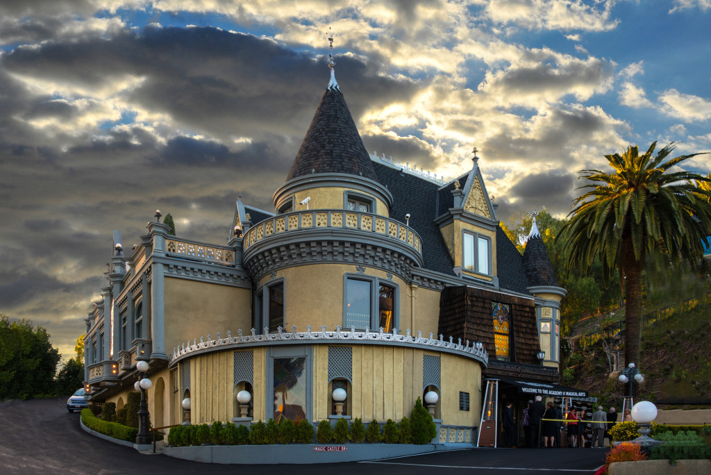 Magic Castle (Day)