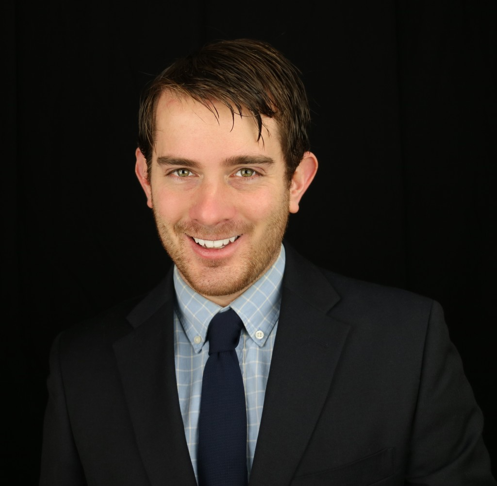 Ryan O'Shea Headshot