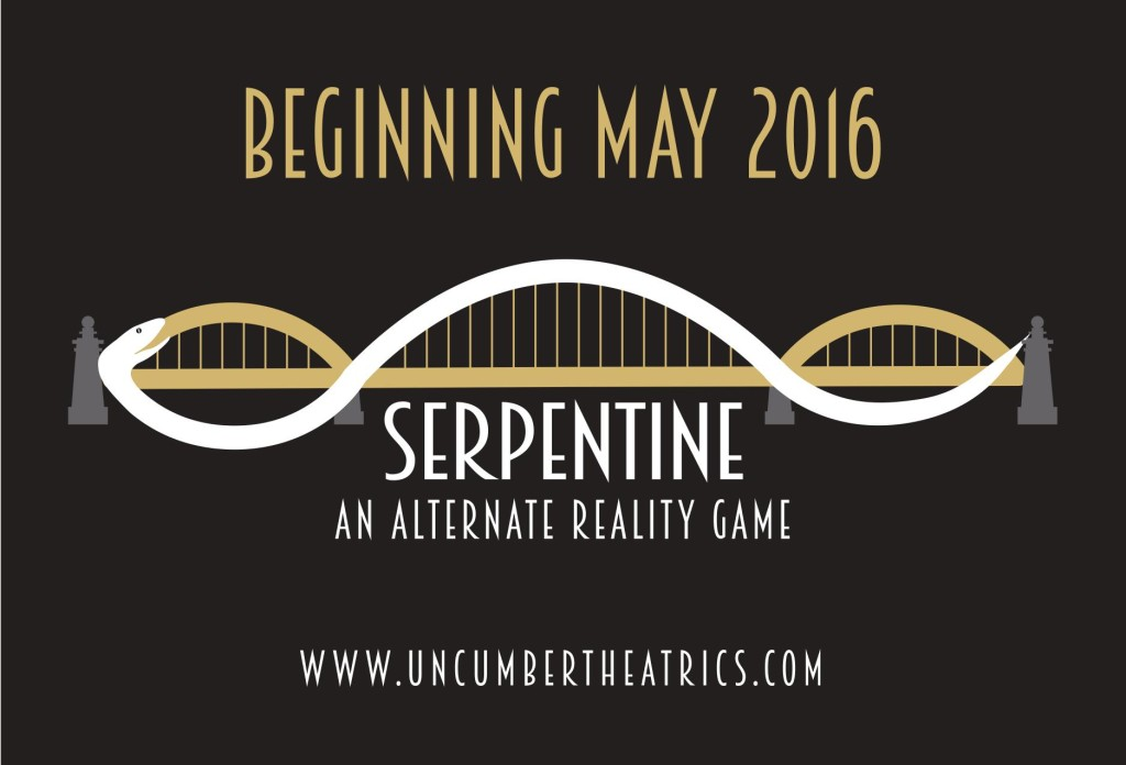 Podcast with the creators of Serpentine about immersive theater. Mentions Sleep No More, Then She Fell, and Grand Paradise.