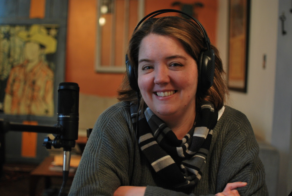 Journalist Kim Lyons in Pittsburgh on Marta On The Move Podcast