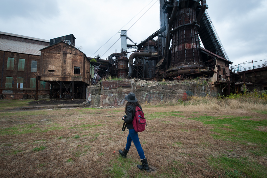 Marta_on_the_Move_Carrie_Furnace_Homestead02