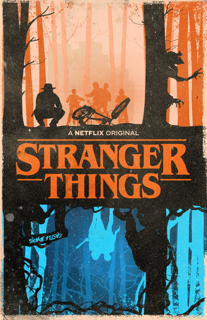 David K Harbour aka Chief Hopper star on Stranger Things from Netflix chats with Marta On The Move Podcast about a second season Artwork by J caleb designs